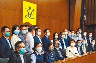 香港選制改革 陸委會批中共畏懼民主