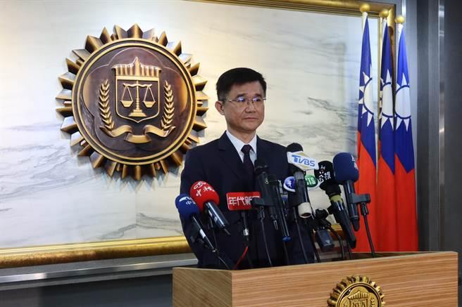 調東局副局長黃義村(陳志賢攝)