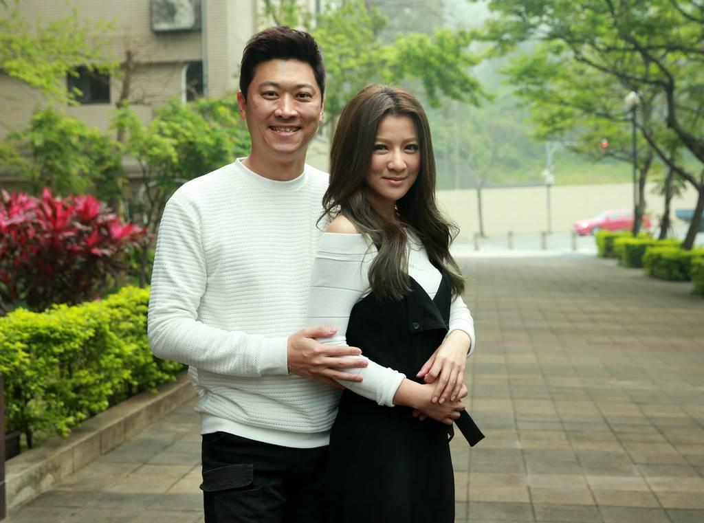 侯昌明、曾雅蘭是演藝圈著名省錢夫妻檔。(圖/本報系資料照片)
