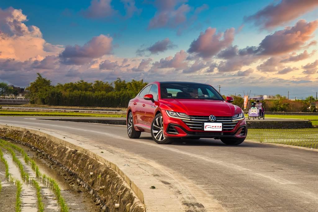 Arteon自2017年發表至登台販售已過3年多,導致國內引進版本已是小改款車型。