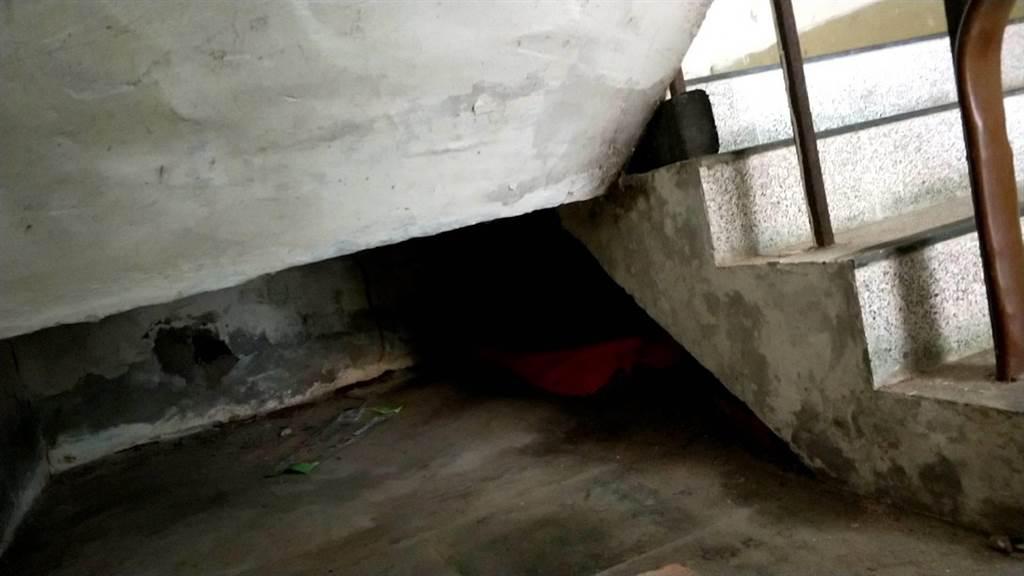 林姓女子失蹤1個半月,上月下旬在自家水塔被發現。(翻攝照片/莊旻靜新竹傳真)