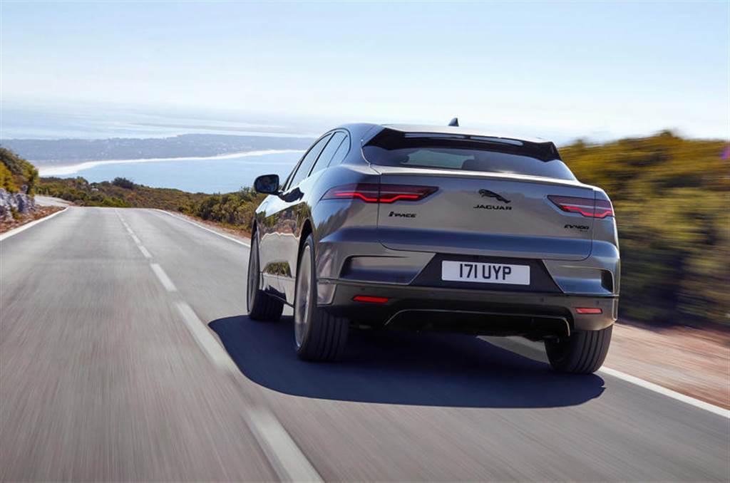 2021 新電豹 Jaguar I-Pace 首批 45 輛登台接單!