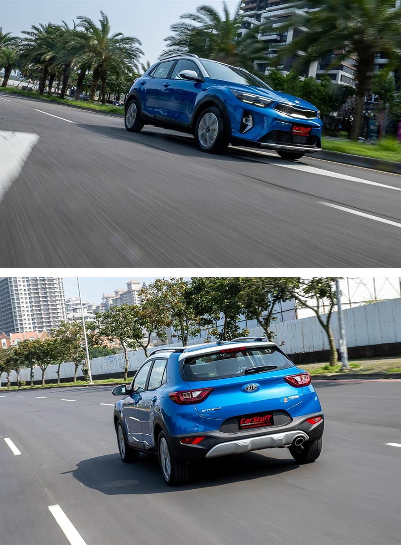三缸油電更臻精緻 時尚小休旅 KIA Stonic 1.0T 智慧油電驚豔版