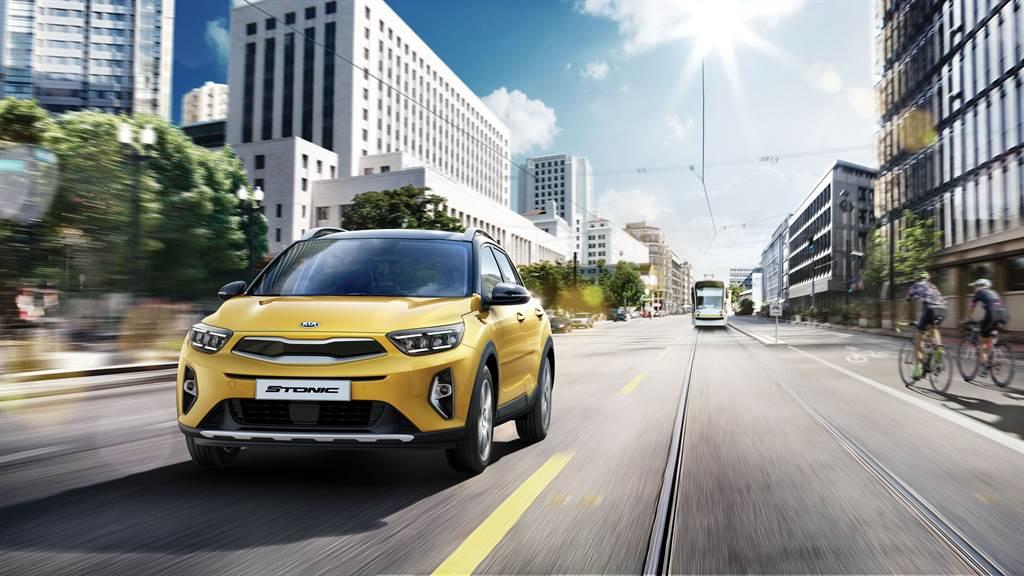 All-new Stonic智慧油電潮旅全車系標配Level 2智慧駕駛輔助系統,在台上市首月即接單近100張。