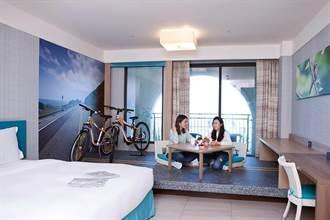 響應2021自行車旅遊年 福容環島打造7家自行車友善飯店