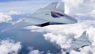 美航母未來大變身 2/3都是無人艦載機