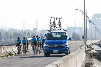 單車補給/旅行 專業運將首選:福斯商旅T6.1 Caravelle
