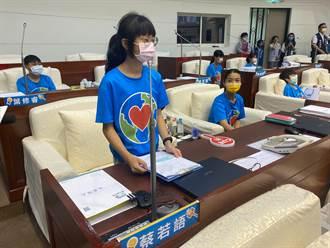 儿童节前夕 新竹市议会邀请儿童「议」起来玩