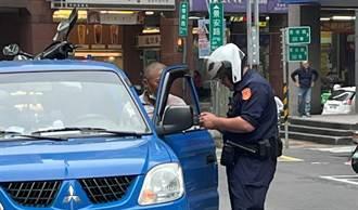 新北車禍死傷增12% 中和警今起7天大執法