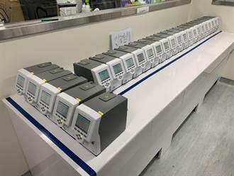 直擊桃醫檢驗科實驗室 為帛琉泡泡團引進新儀器