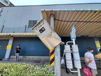 一年撞三次賠款 林口變電箱設置被控殘害司機荷包