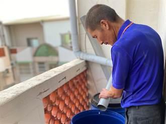 「筷」省水 省水達人教您重複利用水