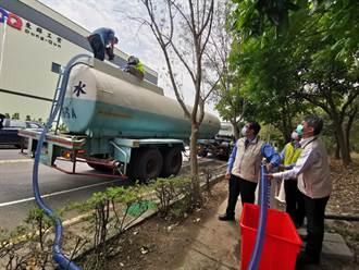 樹谷園區移動式RO淨水設備啟動 日供500噸再生水