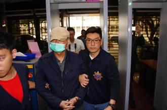 爭中泰花園產權 前監委周哲宇、前警官葉海瑞涉誣告罪遭判刑
