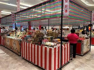 新光三越南西店台灣好物展 世界冠軍咖啡和麵包快閃