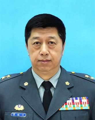 行政院宣布 陳曉明接任退輔會副主委