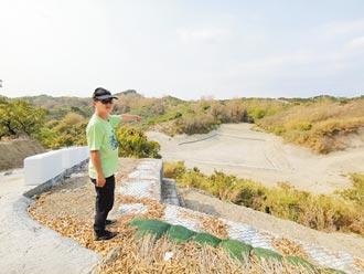 農塘清淤備用 盼應戰下半年