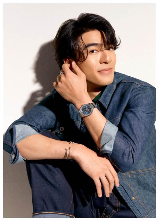 陳昊森擔任伯爵全新形象大使,是第一位代言伯爵珠寶的台灣藝人。(PIAGET提供)