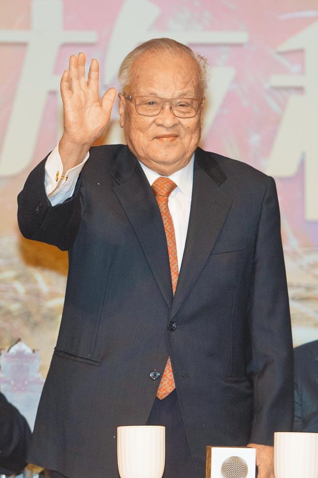 曾任台北市長的前考試院院長許水德昨日病逝,享壽91歲。(本報資料照片)