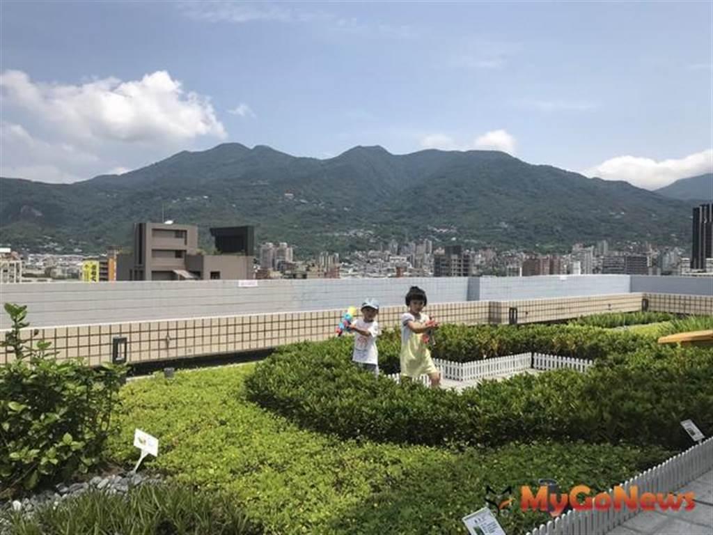 高市立體綠化屋頂補助起跑 5月31日截止申請 「我的綠藝空間」居家屋頂改造計畫(資料照片)