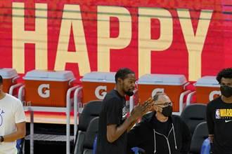 NBA》終將復出!查神爆料杜蘭特最快下周歸隊