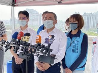 沒人傳韓國瑜選黨主席消息 侯友宜:怕我去查假訊息