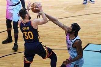 NBA》柯瑞飆36分沒用 歐拉迪波熱火首秀就贏