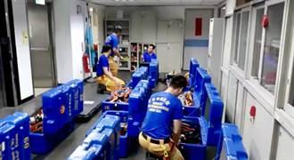 【太魯閣出軌】雙北消防支援台鐵意外 看到救災車請讓路