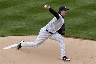 MLB》寇爾對決柳賢振 洋基「手軟」輸掉開幕戰