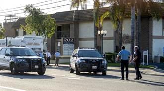 影》美加州大規模槍擊案 兇嫌身分與逮捕過程曝光
