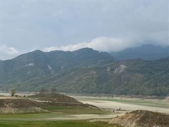 曾文水庫清淤 土方在地整地增加未來腹地範圍