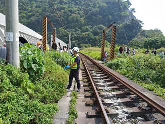 太魯閣號事故路段 明晨列車慢速復駛 林佳龍將搭乘