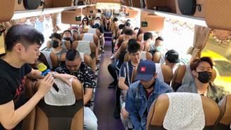 【太魯閣出軌】宋逸民夫妻等藝人差點搭上出軌列車為乘客祈禱
