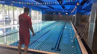水情緊張 健身業者台中15館關泳池三溫暖 淋浴供4停3