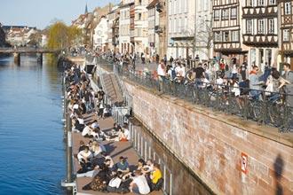 法國3度封城 停課至少3周