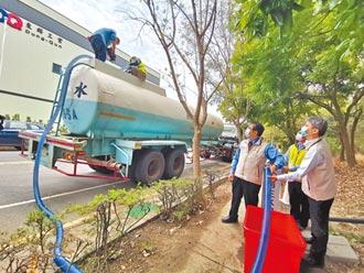移動RO淨水設備 進駐樹谷園區