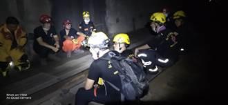 【太魯閣出軌】爸緊抱女雙亡 救難人員鼻酸:我送你們出隧道