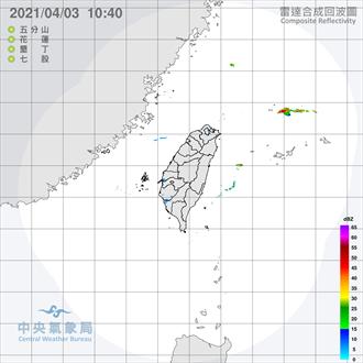 高壓迴流影響 吳德榮:中南部今局部地區達36度