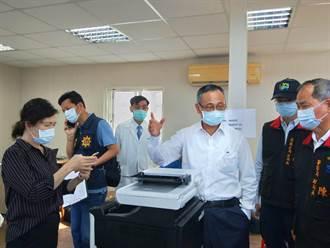 【太魯閣出軌】警政署長陳家欽 指示加速比對死者DNA
