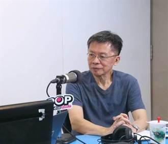 林佳龍請辭 沈富雄拆解真實心態 9字曝結局