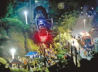 【太魯閣出軌】台南市民2人罹難 警方將派車前導運遺體