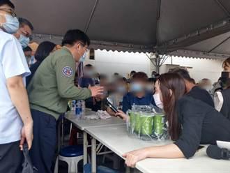林佳龍:台鐵局成立關懷小組 公路總局也動員人力支援