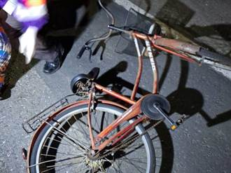 暗夜撞伤单车骑士竟逃逸 嘉义警调阅监视器还伤者公道