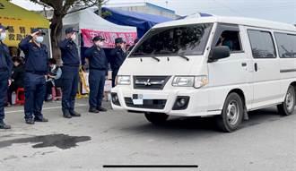 【太魯閣出軌】警察向返家罹難者致敬 表達深沈哀慟之意