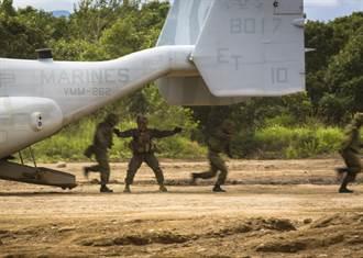牽制中國大陸 又一國首度參與日本境內軍演