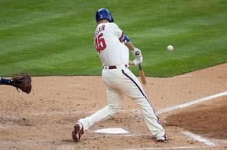 MLB》別小看投手!惠勒自敲雙安打敗勇士