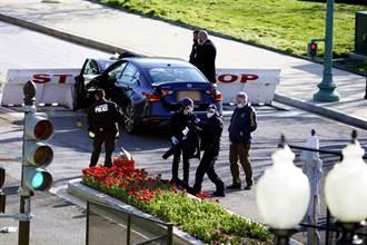 飛車衝撞美國會 25歲男嫌性格大變 心理狀態曝光