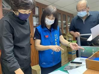 饒慶鈴率先捐1月所得 挹注太魯閣出軌「一戶一社工」專案
