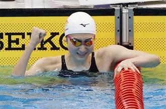 奧運》擊敗病魔的女「泳」士 斬獲東奧資格