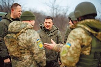 俄軍邊境集結 拜登挺烏克蘭主權